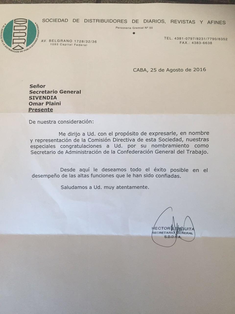 FelicitacionesSDDRACanillitas